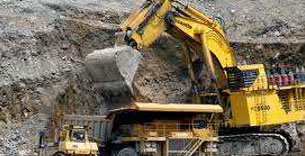 Earthmoving and Mining